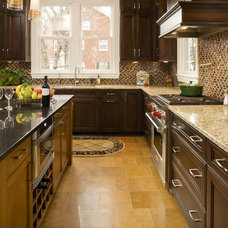Traditional Kitchen by Shelter | Architecture + Design