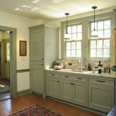 Traditional Kitchen by Ketron Custom Builders