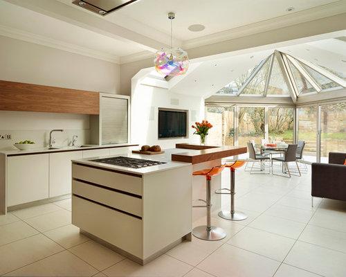 conservatory kitchen home design ideas renovations amp photos
