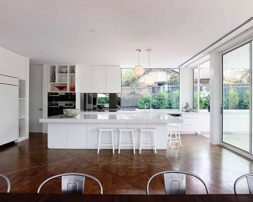 Rubber Kitchen Flooring Home Design Ideas, Pictures, Remodel and Decor