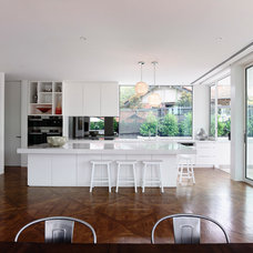 Contemporary Kitchen by Canny Design