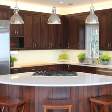 Tropical Kitchen by Ashley Cole Design