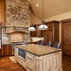 keystone ranch home brasada ranch style homes - Western Design Homes