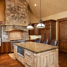 Farmhouse Kitchen by Western Design International