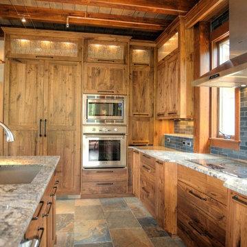 Keystone Woodhouse Timber Frame