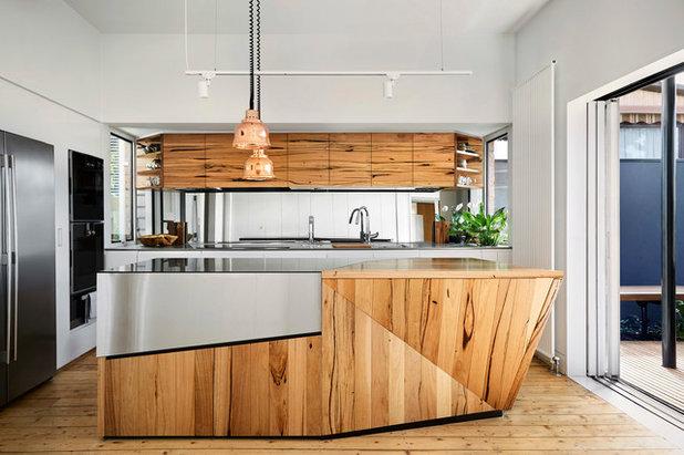 Contemporary Kitchen by Austin Maynard Architects
