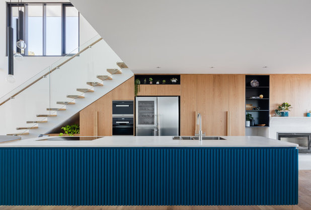 Contemporary Kitchen by i architecture