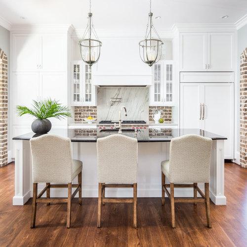 Best Traditional Galley Kitchen Design Ideas & Remodel