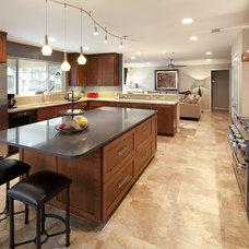 Contemporary Kitchen by Next Level Austin