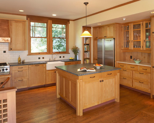 Alder cabinets home design ideas pictures remodel and decor for Alder kitchen cabinets