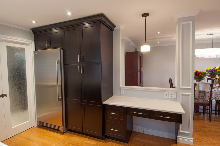 Kilbirie Transitional Kitchen