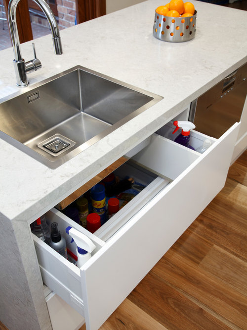 Under Sink Drawer Home Design Ideas Pictures Remodel And