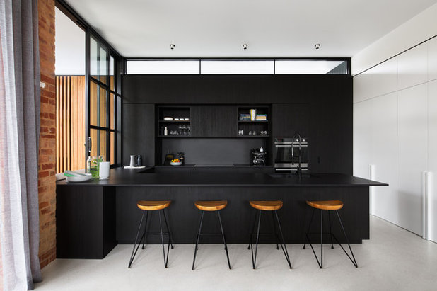 Kitchen by Clancy Constructions
