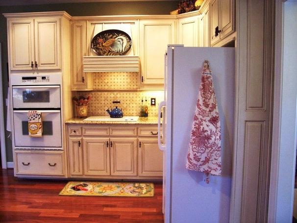 Traditional Kitchen Kim Nichols