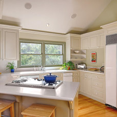 Contemporary Kitchen by Scott DuBose Photography