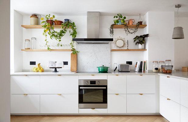 Scandinavian Kitchen by Studio seARCH