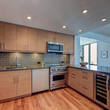 King Street Condo - Gilmans Kitchens and Baths