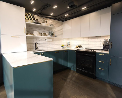 Eclectic Toronto Kitchen Design Ideas & Remodel Pictures | Houzz