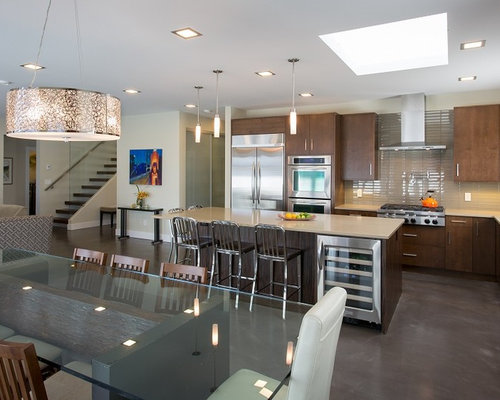 can lighting kitchen design ideas  remodel pictures  houzz, Kitchen design
