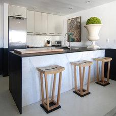 Contemporary Kitchen by MJ Lanphier