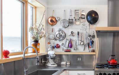 ディテールへのこだわりで魅せる、個性的なキッチン10選