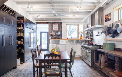 Houzz Tour: Renovation Gives Toronto Family a Special Gift