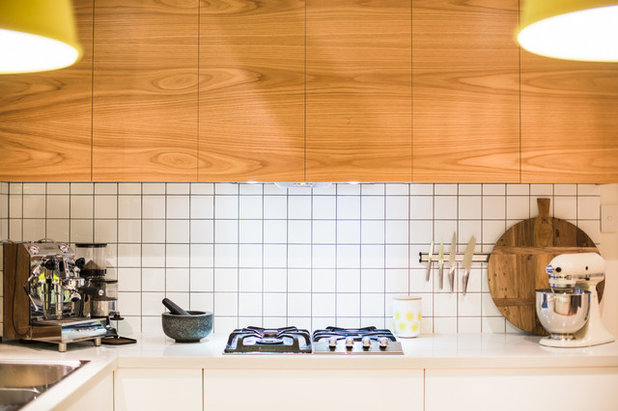 Contemporary Kitchen by Moody Architecture