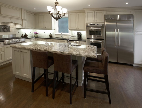 Traditional Kitchen by Stanton Interiors