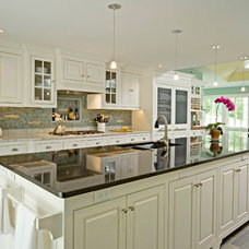 Traditional Kitchen by Jarrett Vaughan Builders, Inc.