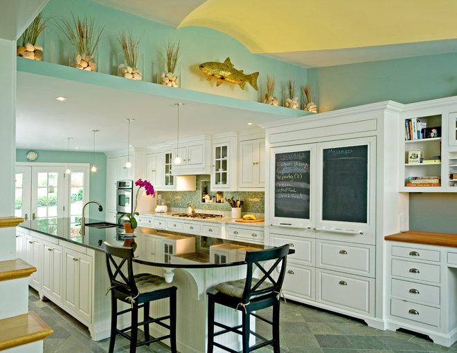 Traditional Kitchen by Jarrett Vaughan Builders, Inc.