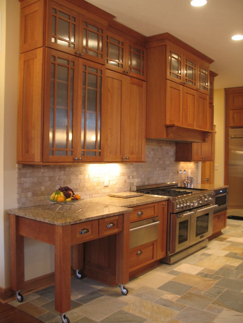 Countertop Dishwasher New Zealand : 1,754 Kitchen with Granite Countertops and Slate Floors Design Ideas
