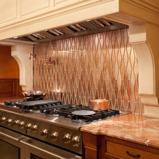 Modern Kitchen by Artistic Tile