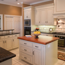 Traditional Kitchen by Windham Construction, Inc