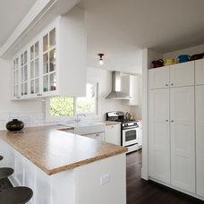 Contemporary Kitchen by Kirei USA