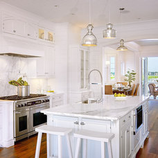 Traditional Kitchen by Kirk Wood Homes