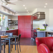 Contemporary Kitchen by Bristol Design and Construction LLC