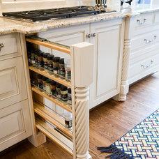 Traditional Kitchen by Burkhart Company