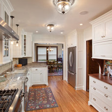 Traditional Kitchen by Nicholson Builders