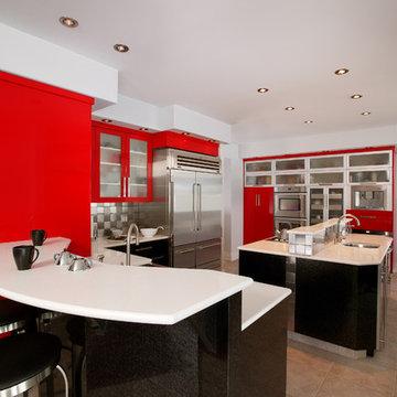Kitchen #2 After