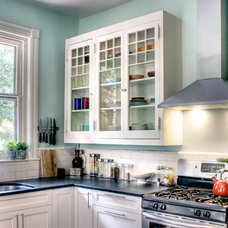 Eclectic Kitchen by Buckminster Green LLC