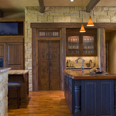 traditional kitchen by Rick O'Donnell Architect