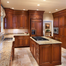 Traditional Kitchen by Storybook Rooms, LLC