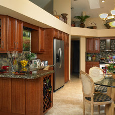 Traditional Kitchen by Kitchen Designs and More