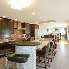 Contemporary Kitchen by Renovative Resource