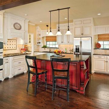 Kitchen $40,000 to $80,000