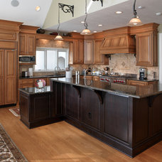 Traditional Kitchen by J.S. Brown & Co.