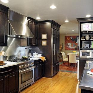 Shiloh cabinets houzz for Select kitchen design columbus ohio