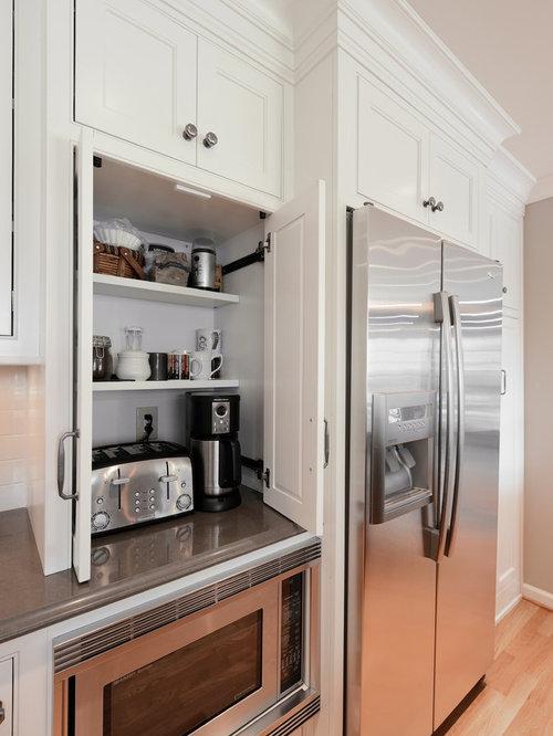 Toaster Storage | Houzz