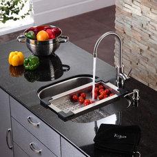 Modern Kitchen by ExpressDecor
