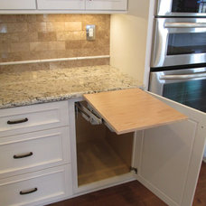 kitchen cabinets by WoodArt Fine Cabinetry